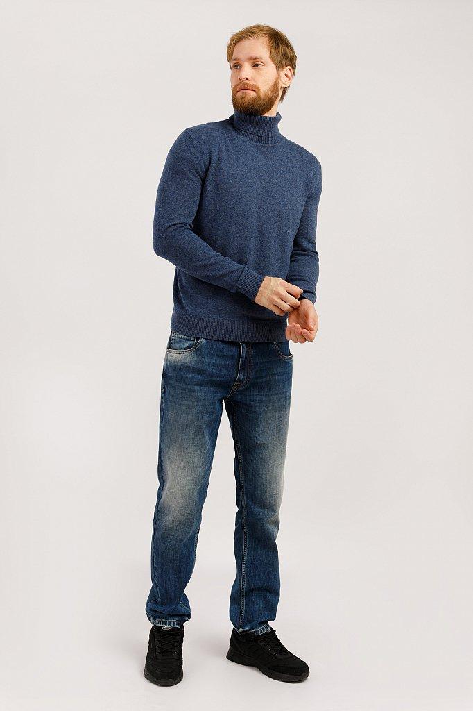 Джемпер мужской, Модель W19-21110, Фото №2