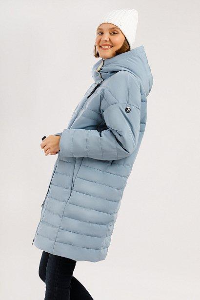 Пальто женское, Модель W19-12029, Фото №3