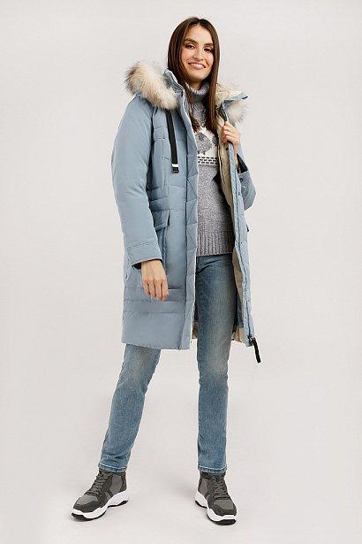 Пальто женское, Модель W19-12030, Фото №2