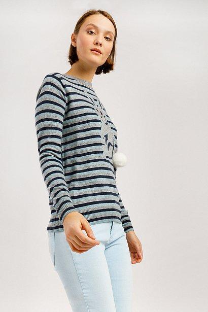 Джемпер женский, Модель W19-12132, Фото №1