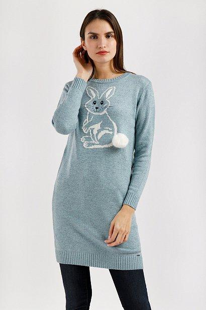 Платье женское, Модель W19-12133, Фото №1