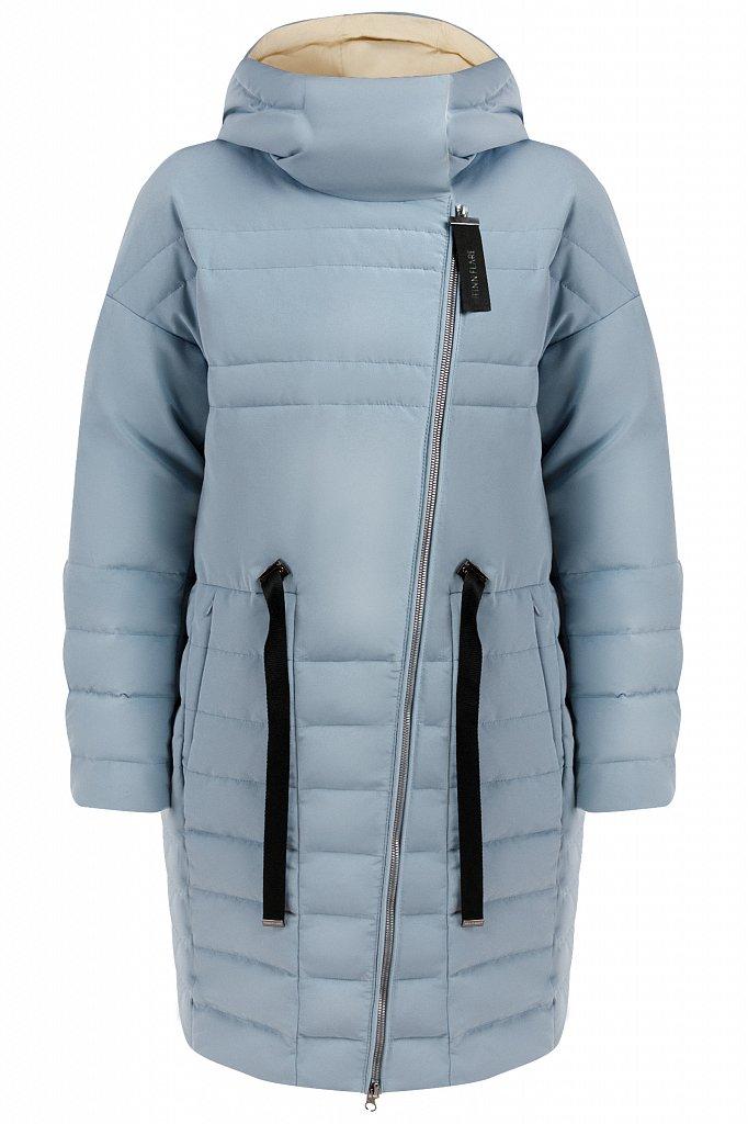 Пальто женское, Модель W19-12029, Фото №6