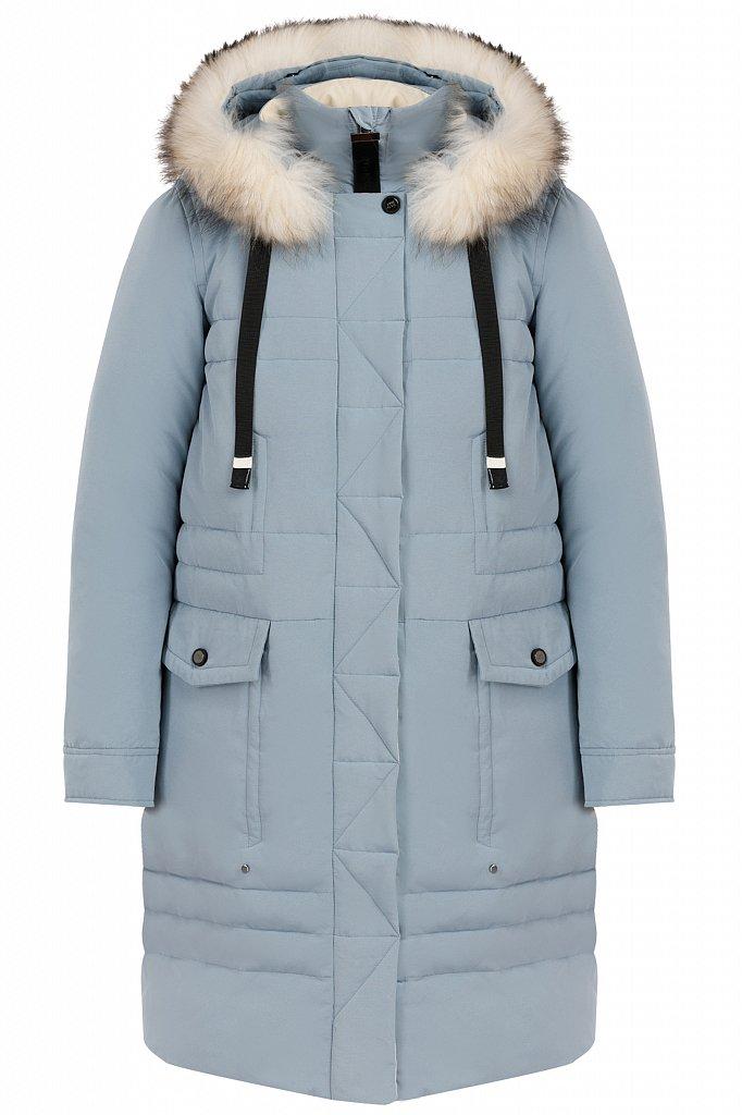 Пальто женское, Модель W19-12030, Фото №8