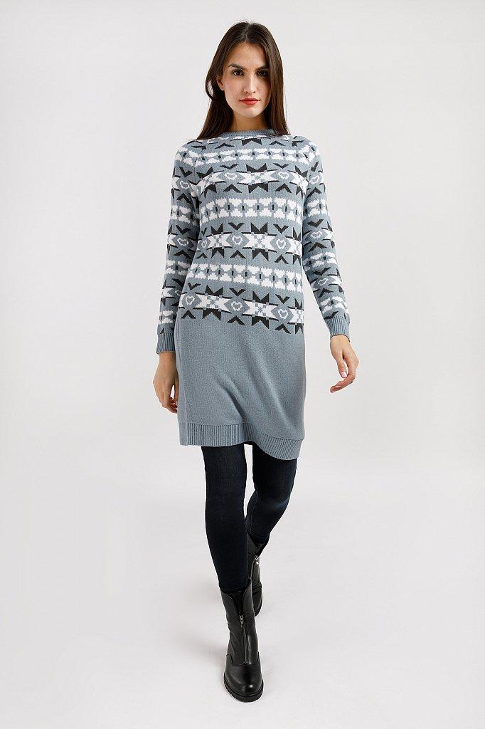Платье женское, Модель W19-12106, Фото №2