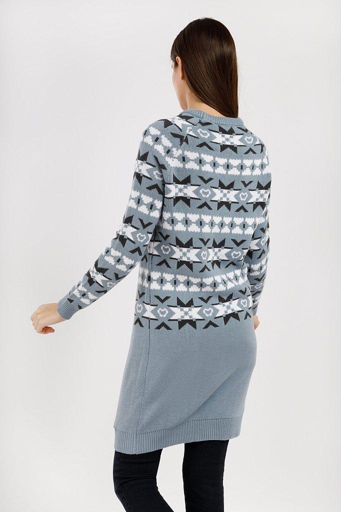 Платье женское, Модель W19-12106, Фото №4