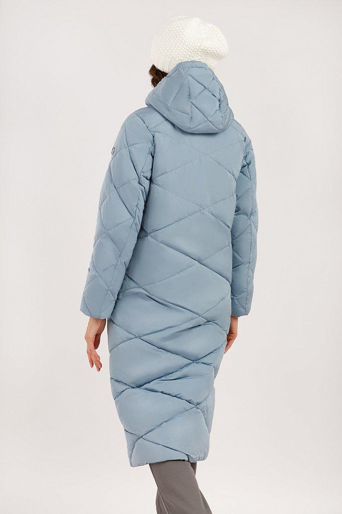 Пальто женское, Модель W19-32006, Фото №5