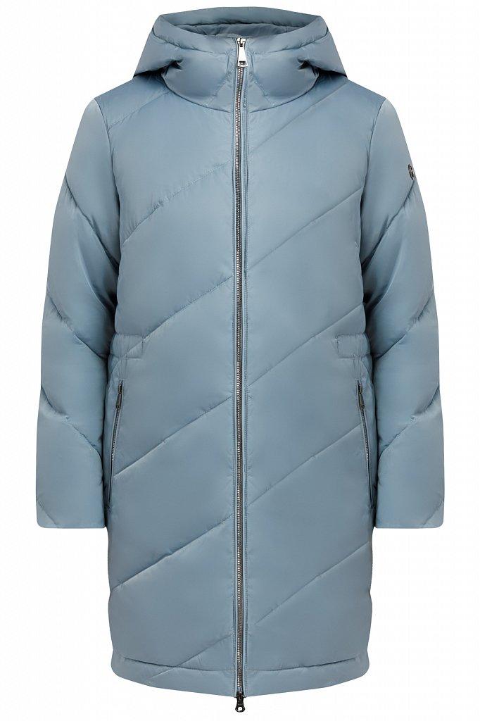 Пальто женское, Модель W19-32013, Фото №6