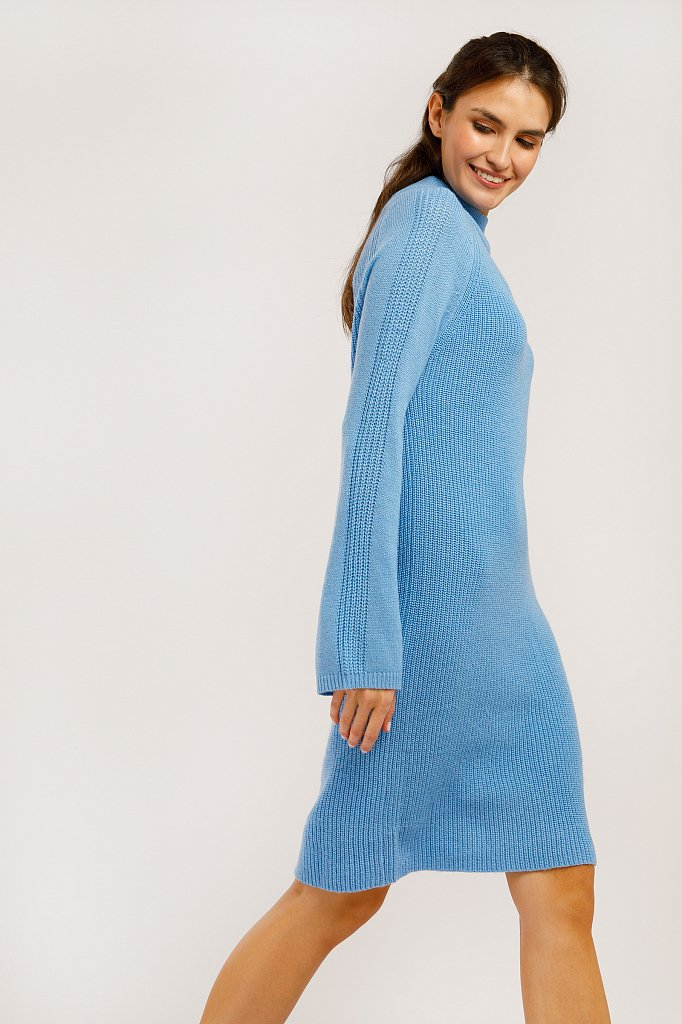 Платье женское, Модель W19-32113, Фото №3