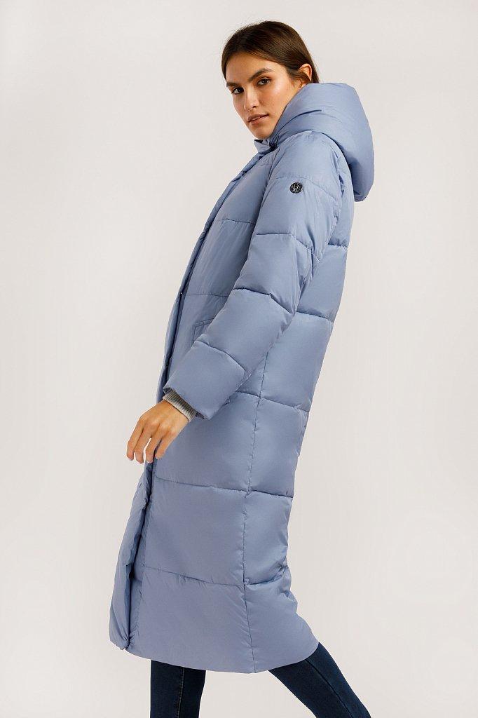 Пальто женское, Модель W19-11015, Фото №1
