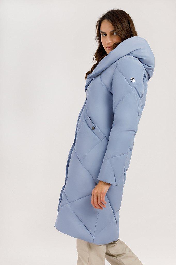 Пальто женское, Модель W19-11034, Фото №3