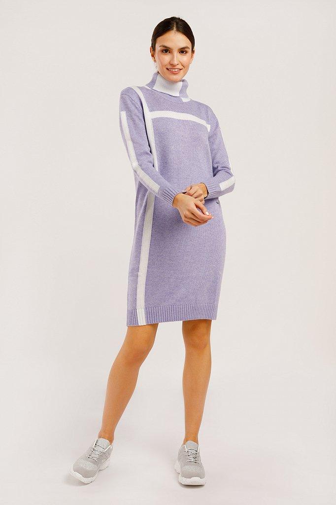 Платье женское, Модель W19-11118, Фото №2
