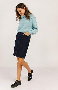 Юбка женская, Модель W19-15002, Фото №1