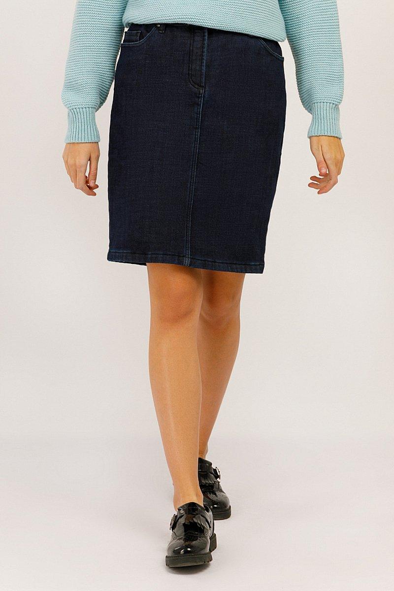 Юбка женская, Модель W19-15002, Фото №2