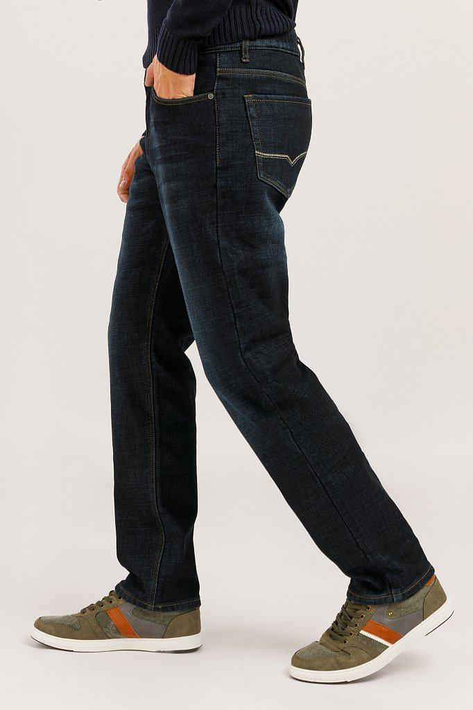 Джинсы мужские, Модель W19-25000, Фото №3