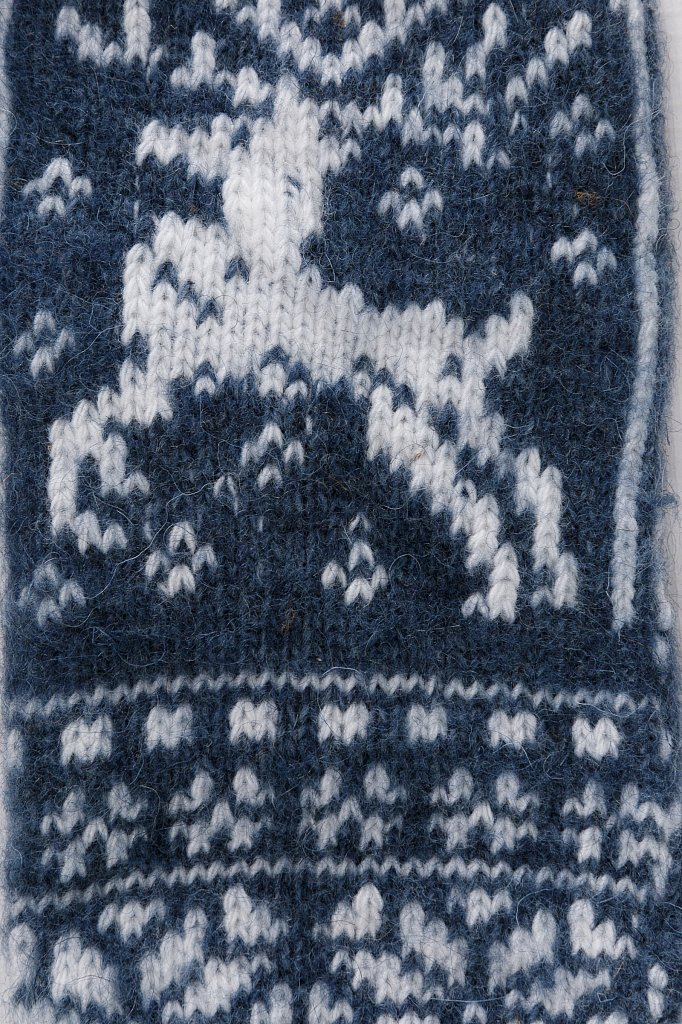 Варежки женские, Модель W19-11301, Фото №2