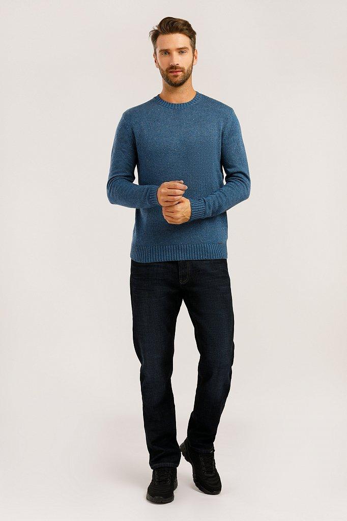 Джемпер мужской, Модель W19-21100, Фото №2