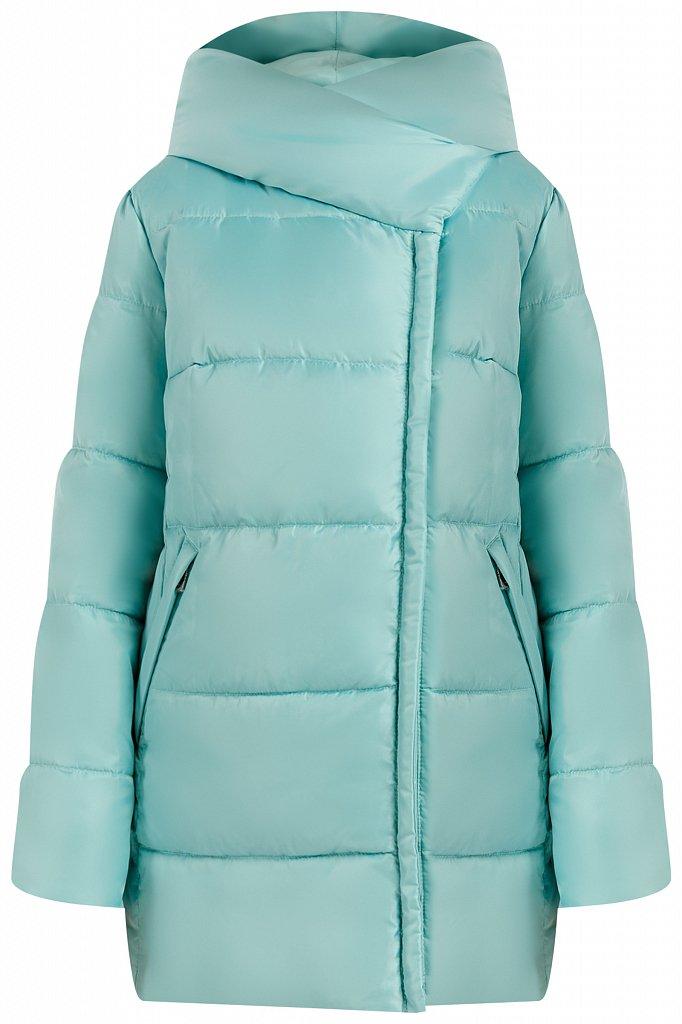 Куртка женская, Модель W19-11019, Фото №6