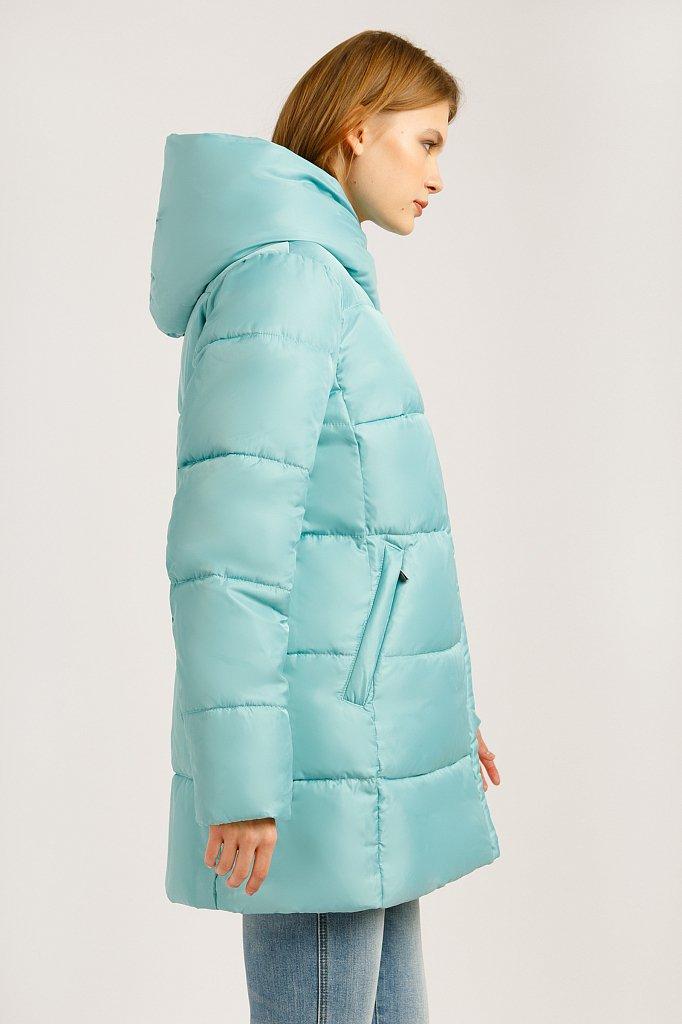 Куртка женская, Модель W19-11019, Фото №3