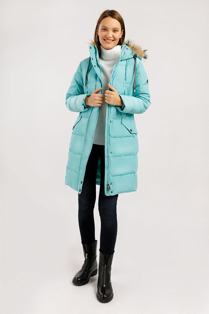 Пальто женское, Модель W19-11029, Фото №2