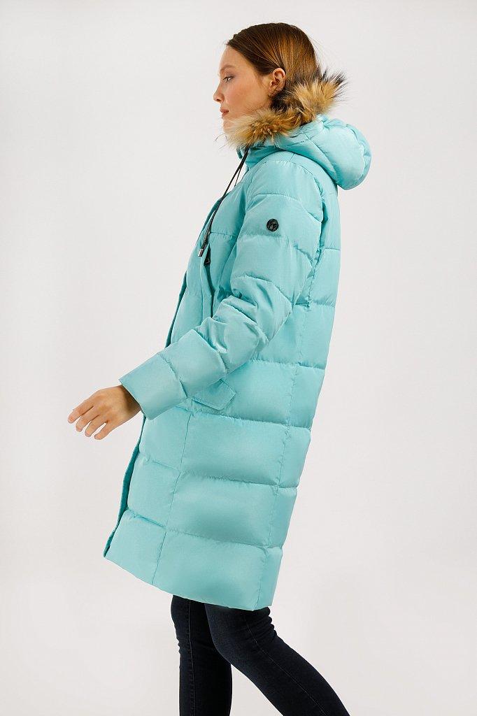 Пальто женское, Модель W19-11029, Фото №3