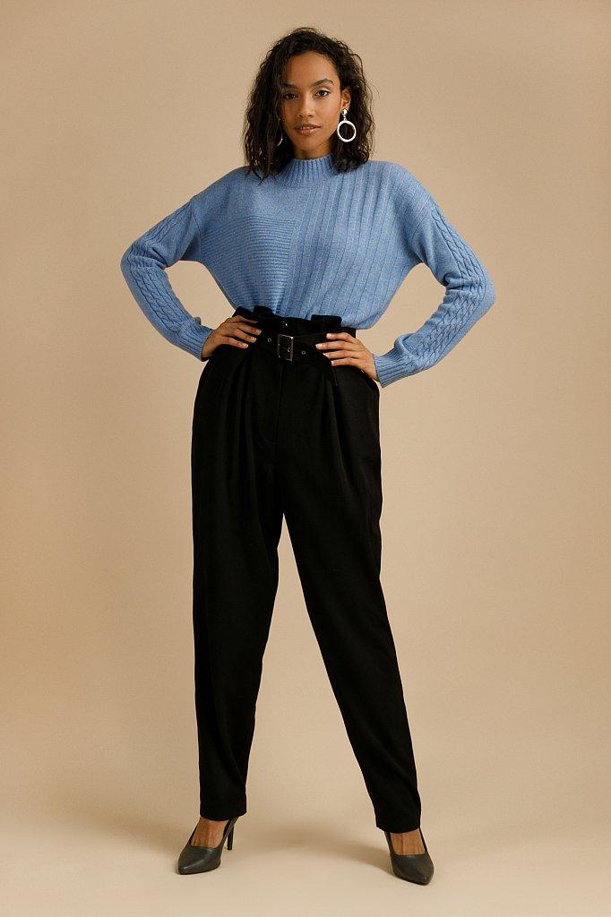 Джемпер женский, Модель W19-51104, Фото №1