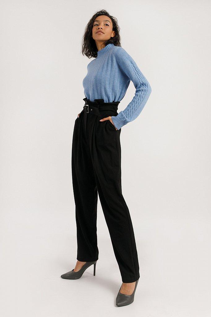 Джемпер женский, Модель W19-51104, Фото №3