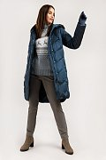 Пальто женское, Модель W19-12040, Фото №2