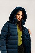 Пальто женское, Модель W19-12046, Фото №5