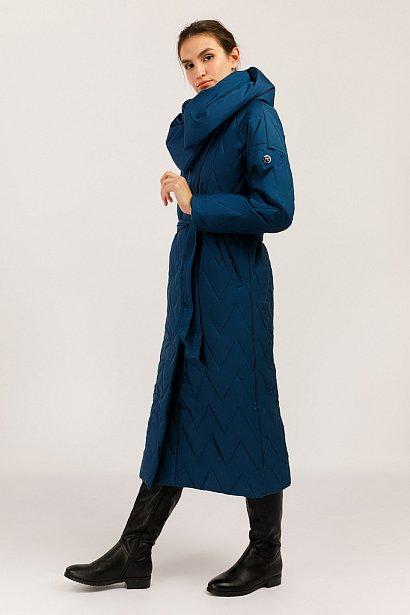 Пальто женское, Модель W19-12018, Фото №3