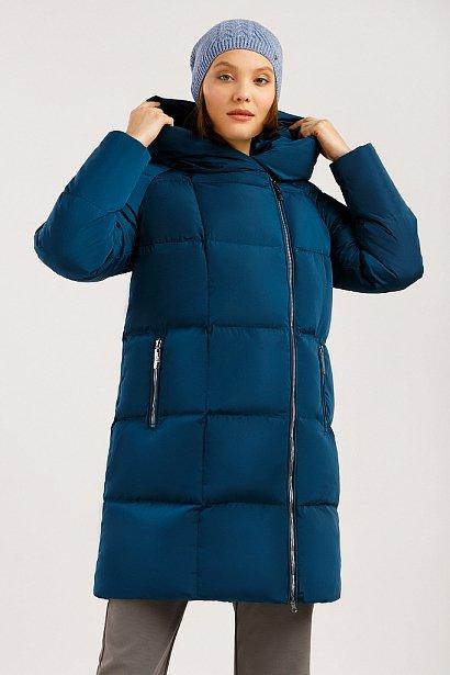 Пальто женское, Модель W19-12028, Фото №1