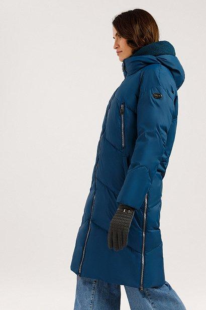 Пальто женское, Модель W19-12031, Фото №3