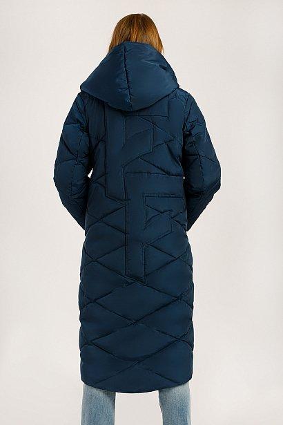 Пальто женское, Модель W19-12041, Фото №4