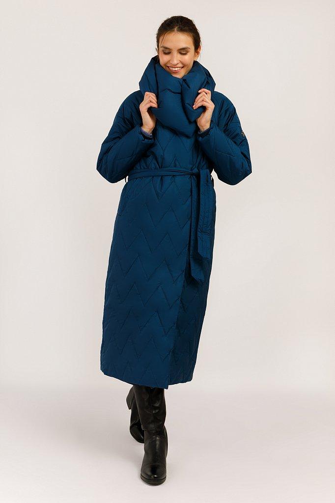 Пальто женское, Модель W19-12018, Фото №1
