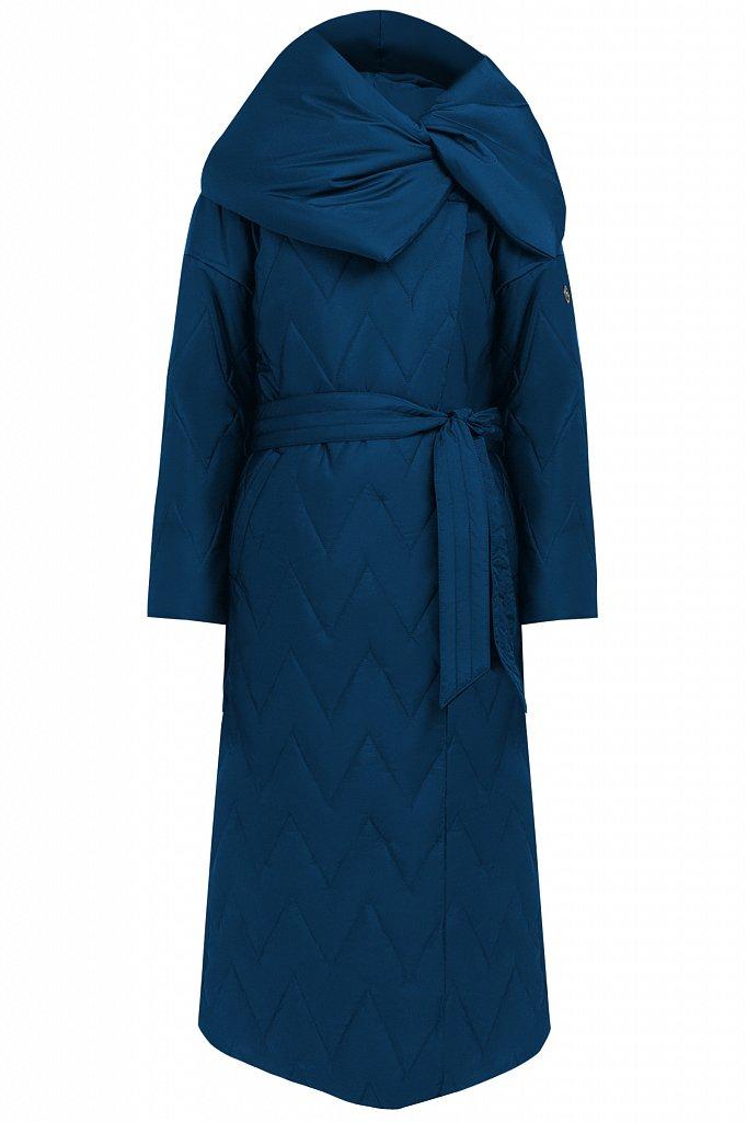 Пальто женское, Модель W19-12018, Фото №6