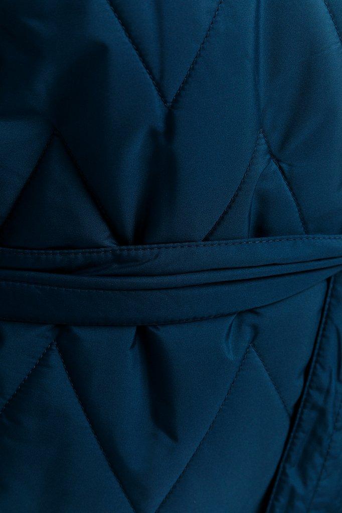 Пальто женское, Модель W19-12018, Фото №5