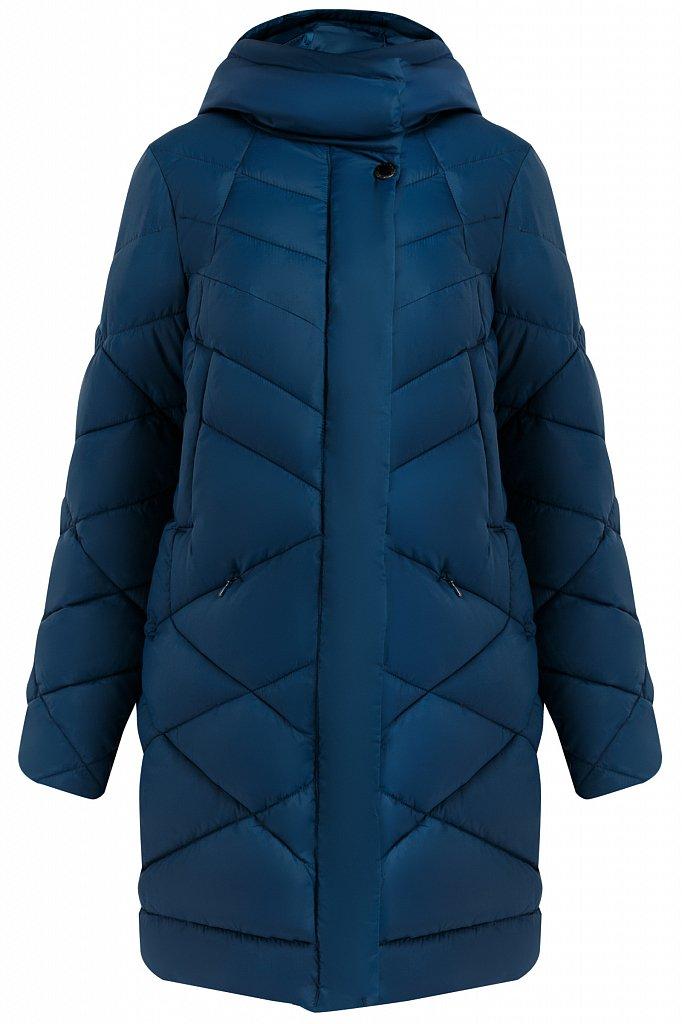 Пальто женское, Модель W19-12032, Фото №6