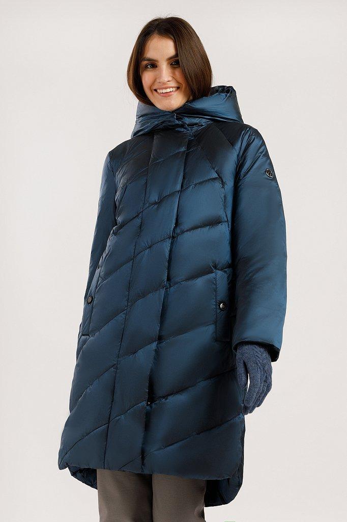 Пальто женское, Модель W19-12040, Фото №1