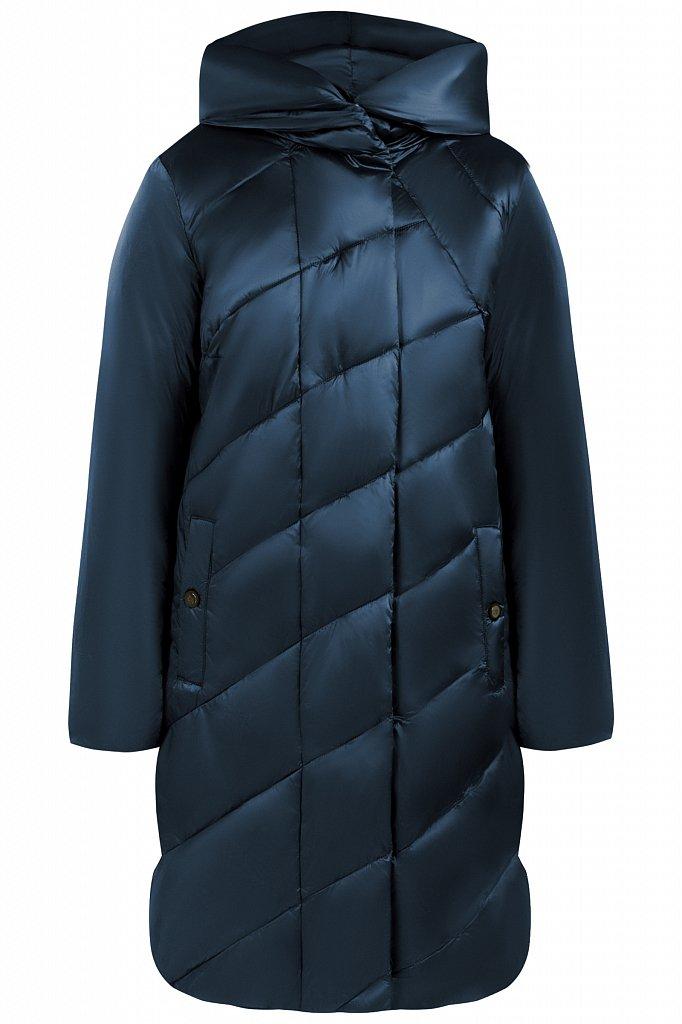 Пальто женское, Модель W19-12040, Фото №6