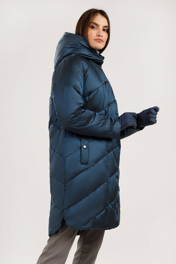 Пальто женское, Модель W19-12040, Фото №3