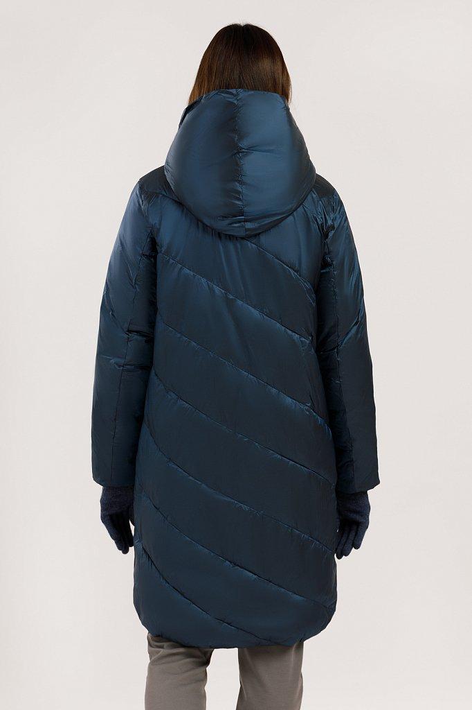 Пальто женское, Модель W19-12040, Фото №4