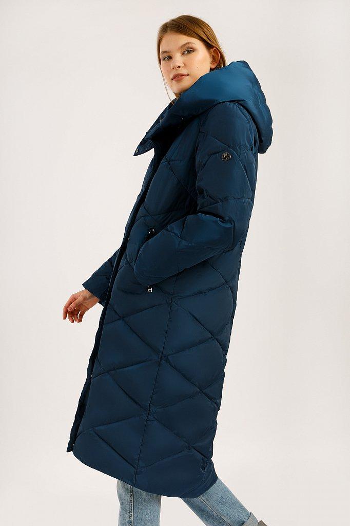 Пальто женское, Модель W19-12041, Фото №3