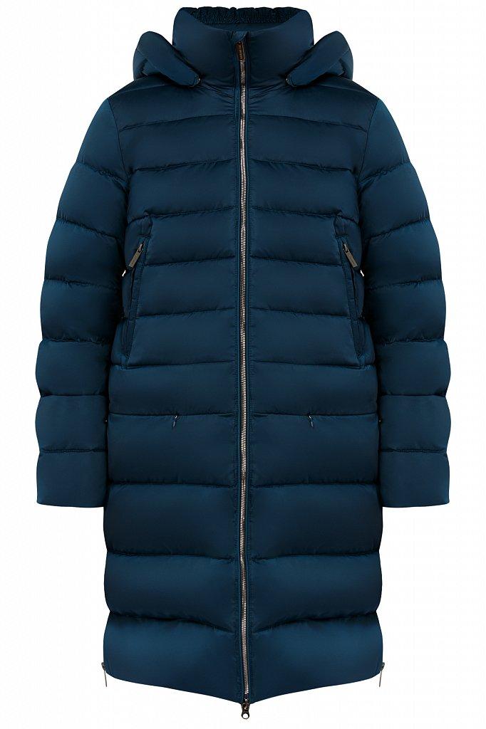 Пальто женское, Модель W19-12046F, Фото №6