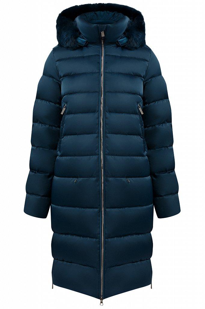 Пальто женское, Модель W19-12046, Фото №7