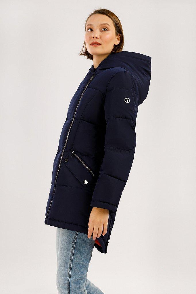 Куртка женская, Модель W19-12011, Фото №4