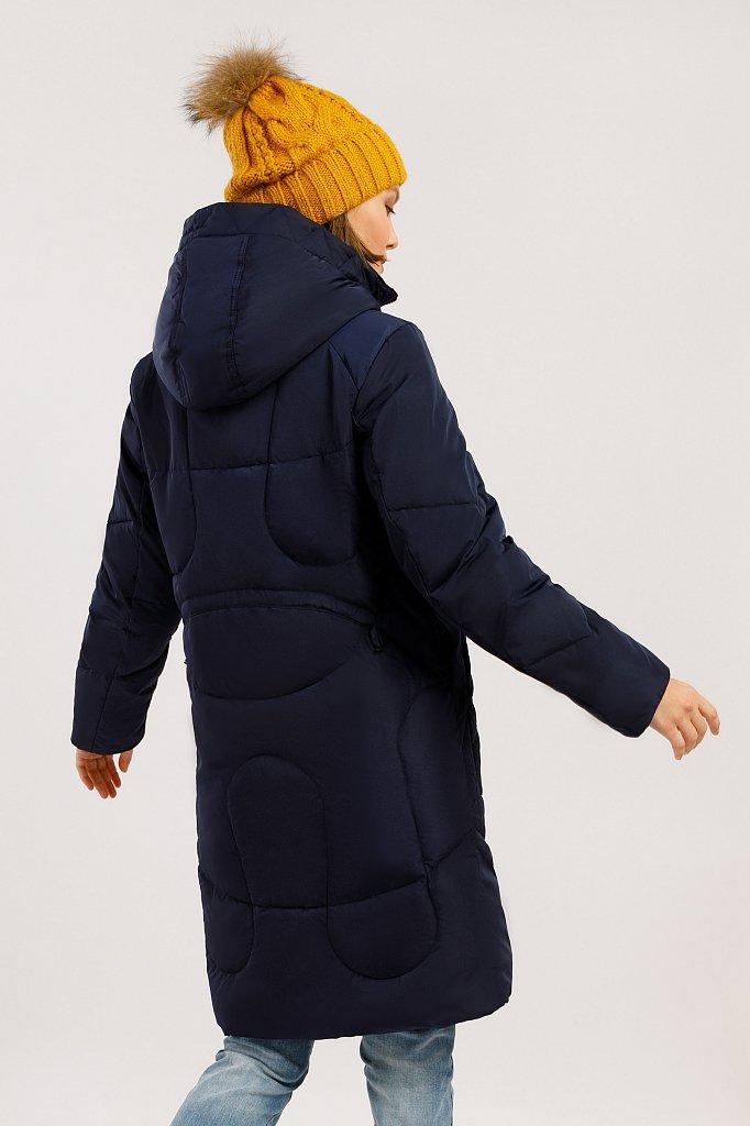 Пальто женское, Модель W19-12044F, Фото №4