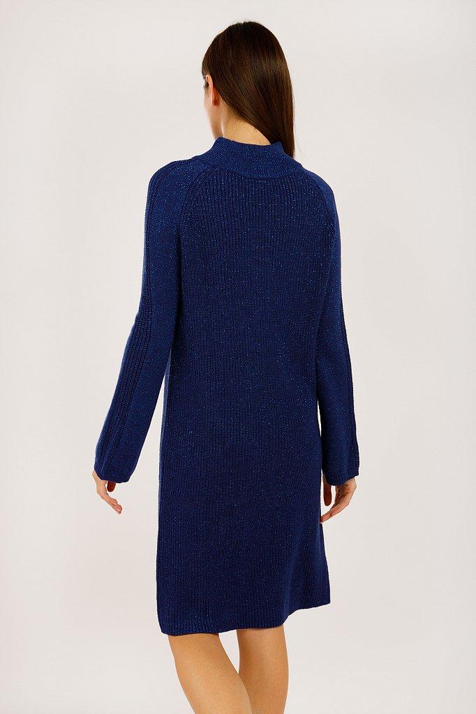 Платье женское, Модель W19-32113, Фото №4