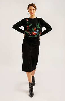 Джемпер женский, Модель W19-12101, Фото №2