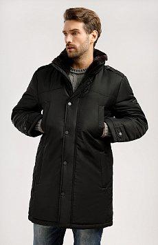 Пальто мужское, Модель W19-21008, Фото №2