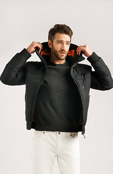 Куртка мужская, Модель W19-22024, Фото №1