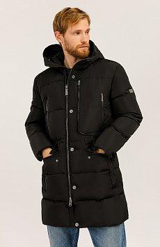 Пальто мужское, Модель W19-22027F, Фото №1